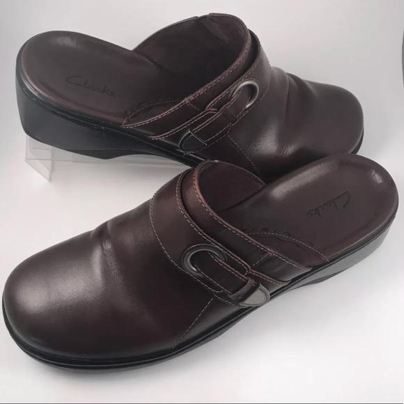 d0684000efca5 Clarks Shoes - Clarks Women Clog Comfort Shoe.